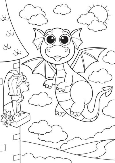bk84351-princess-tower-dragon-01-coloring