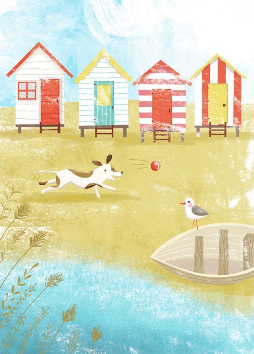 Beach Huts - GM