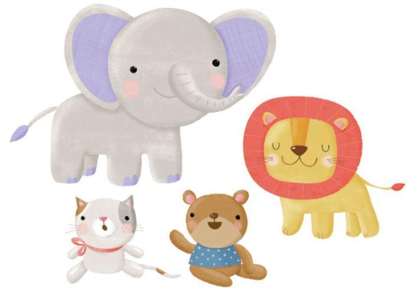 Baby Animals Sample - GM