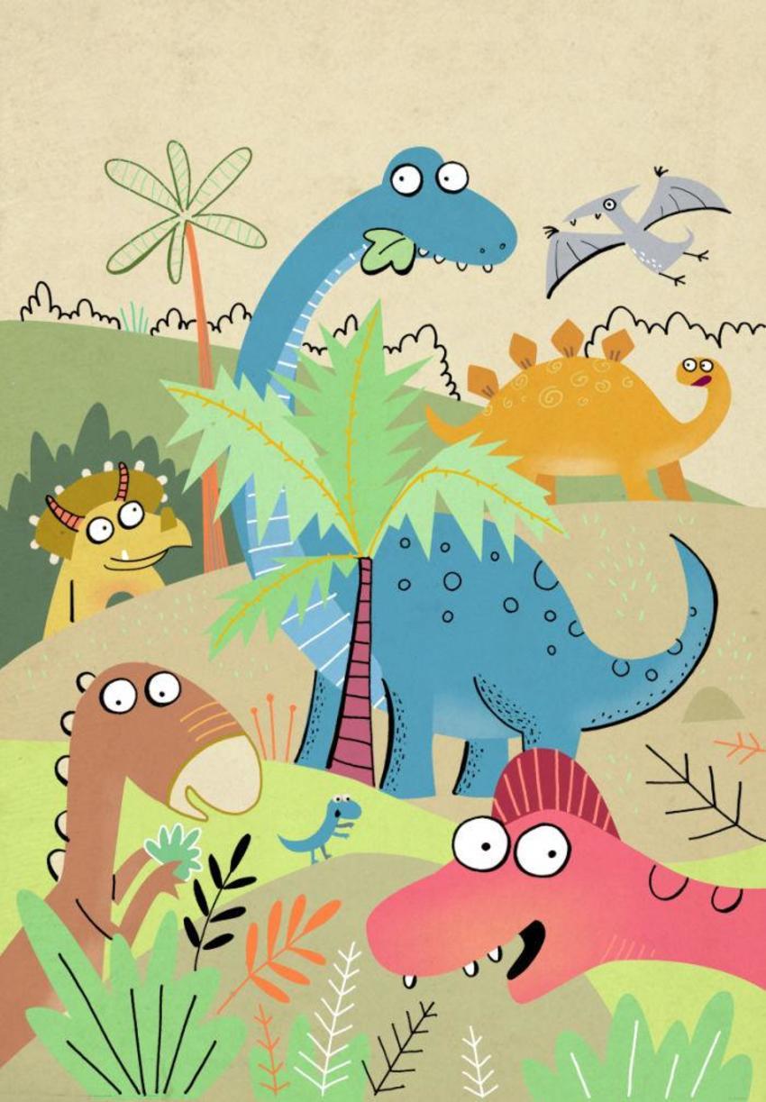 Hwood Dinosaurs
