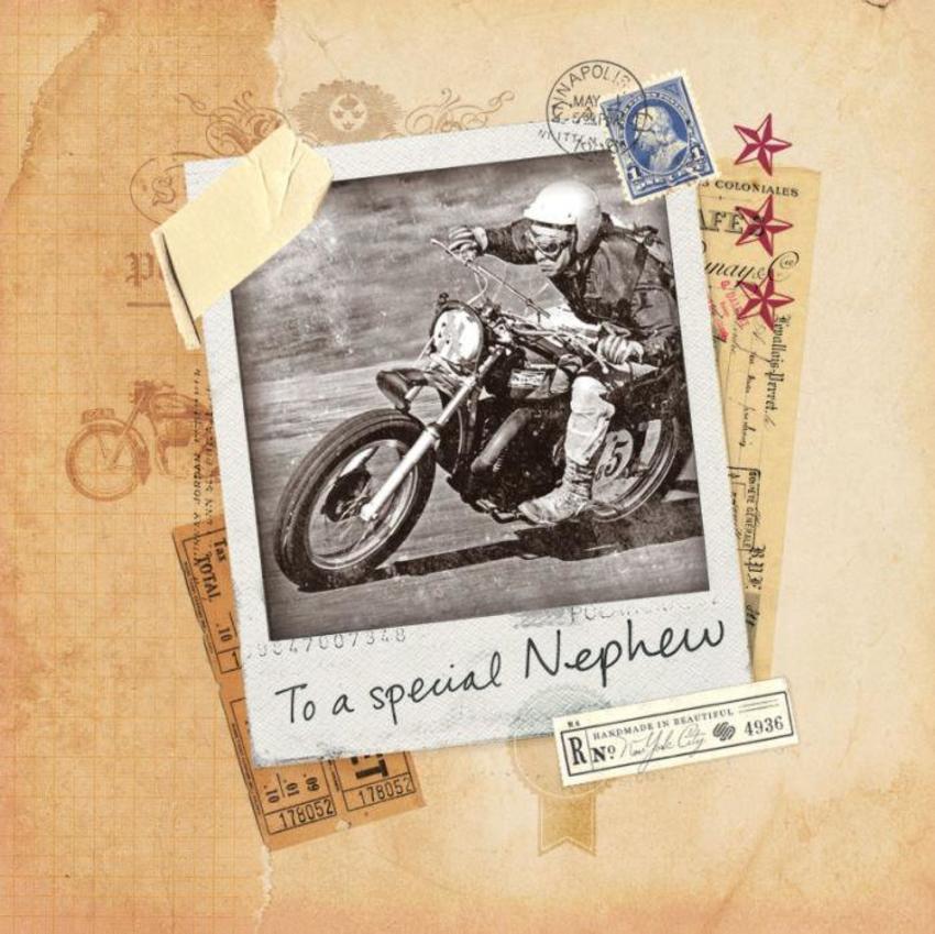 Polaroid Bike