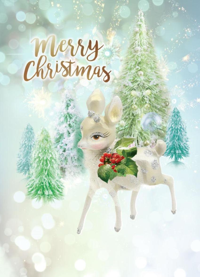 LSK Christmas Kitsch Deer