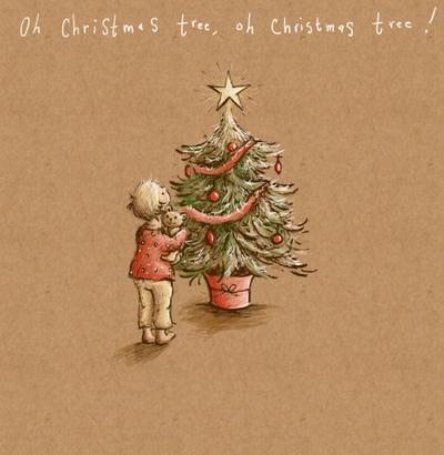 advocate-christmas-card-line-drawing-oh-christmas-tree-kraft-1