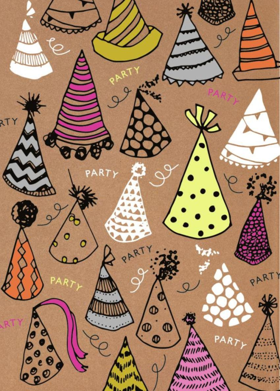 RP Craft Hats Birthday