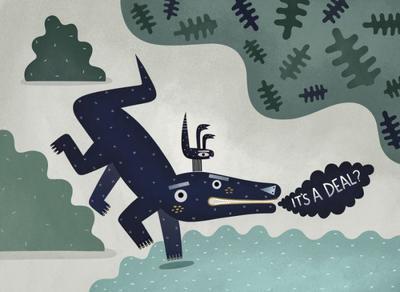 crocodileandscorpion
