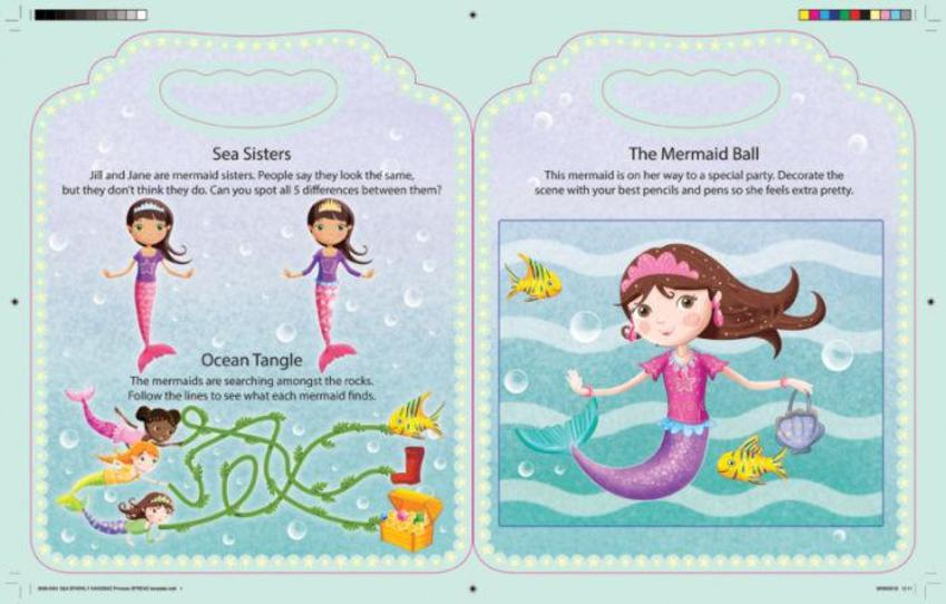 Mermaid Interior Template Pages 2-5-2