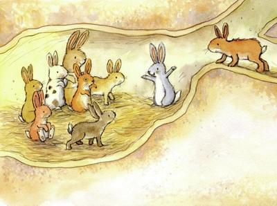 rabbits-in-the-burrow-gail-yerrill-portfolio