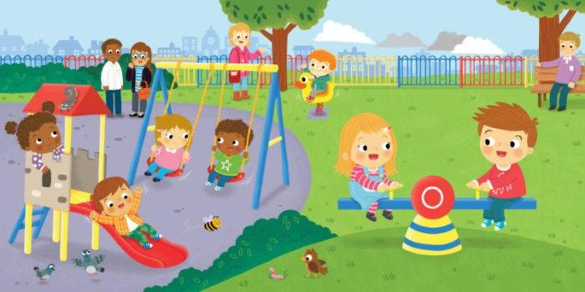 Children Playground Park