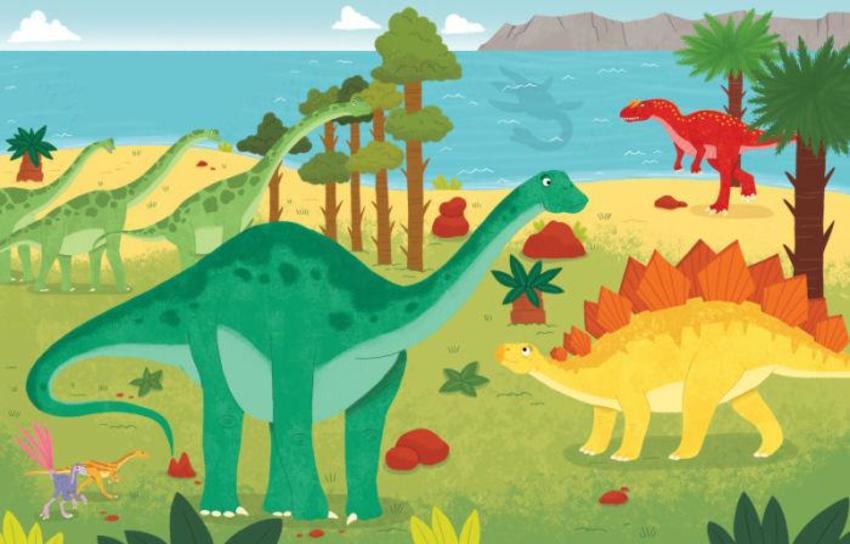 Dinosaurs Jurassic