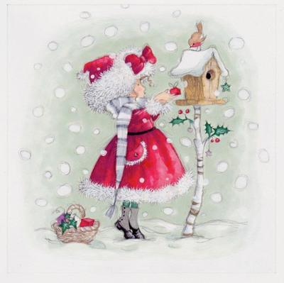 snowy-gift