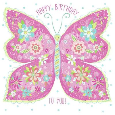 birthday-floral-butterfly