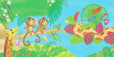 jungle-monkeys