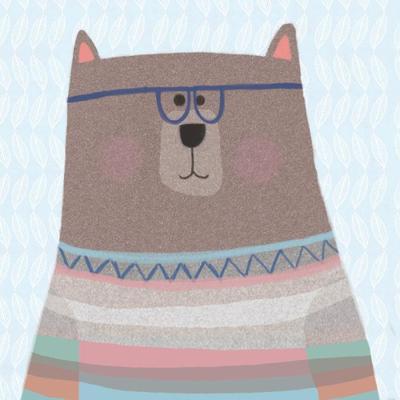 bear-gray