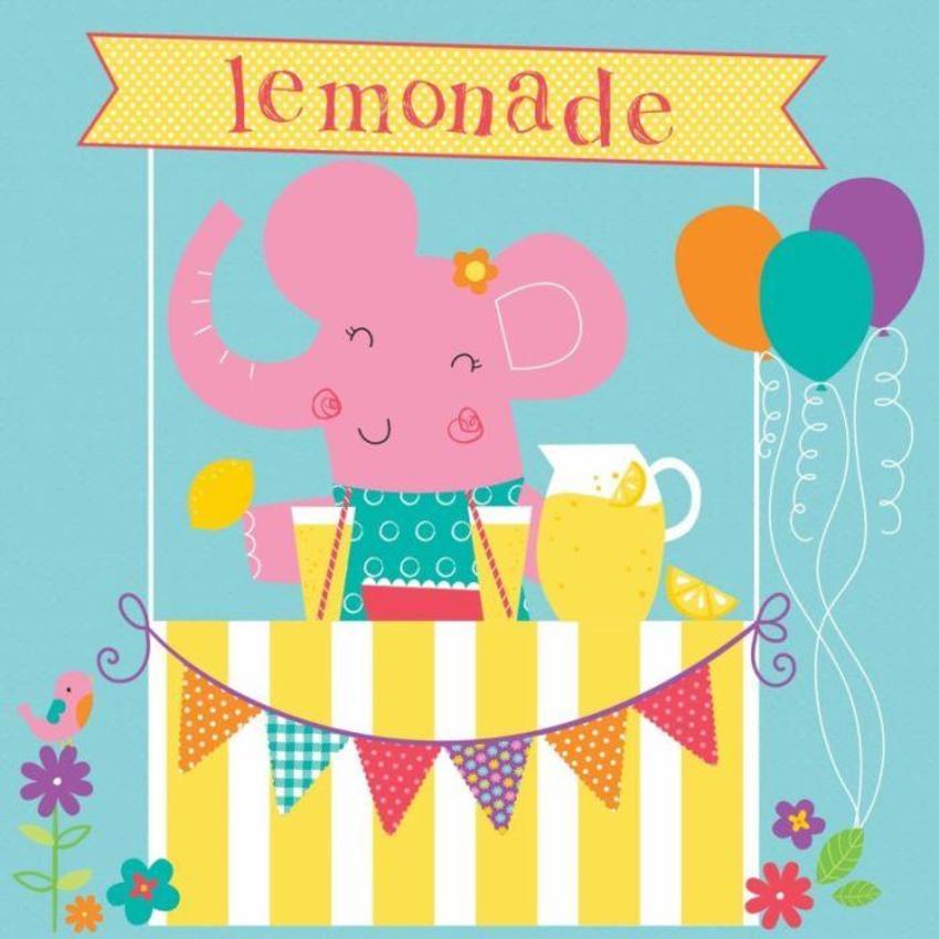 Lemonade Elephant