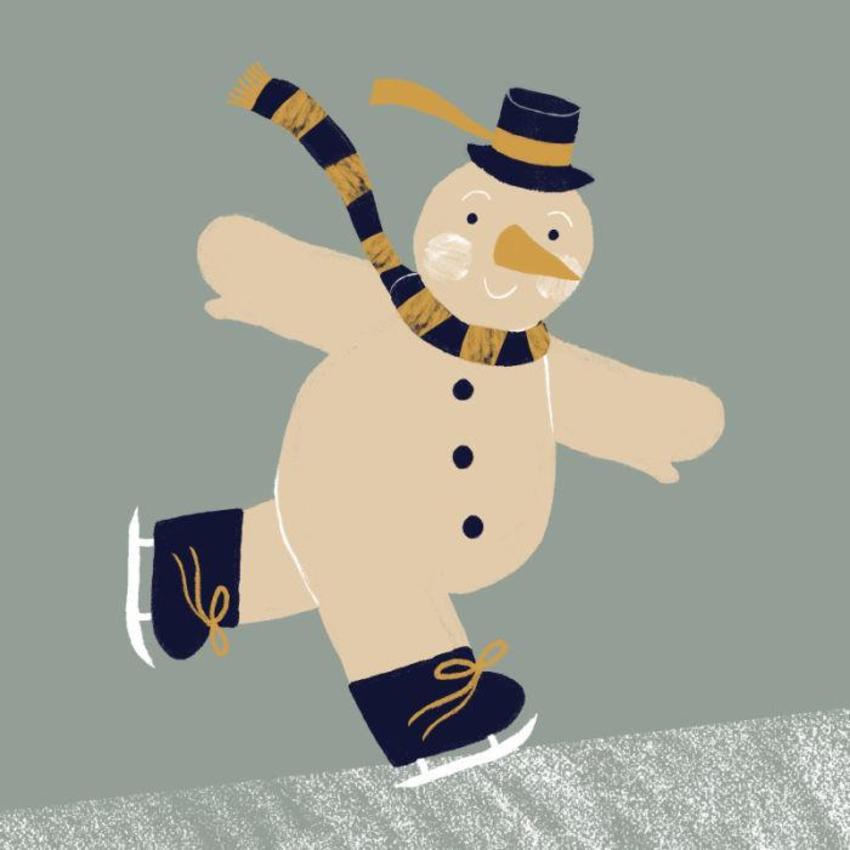 Snowman - Adam Pryce