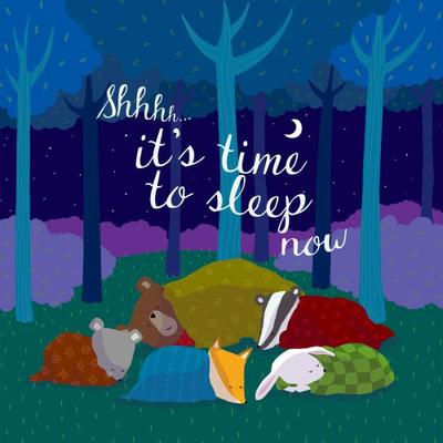 claire-keay-woodland-nightime