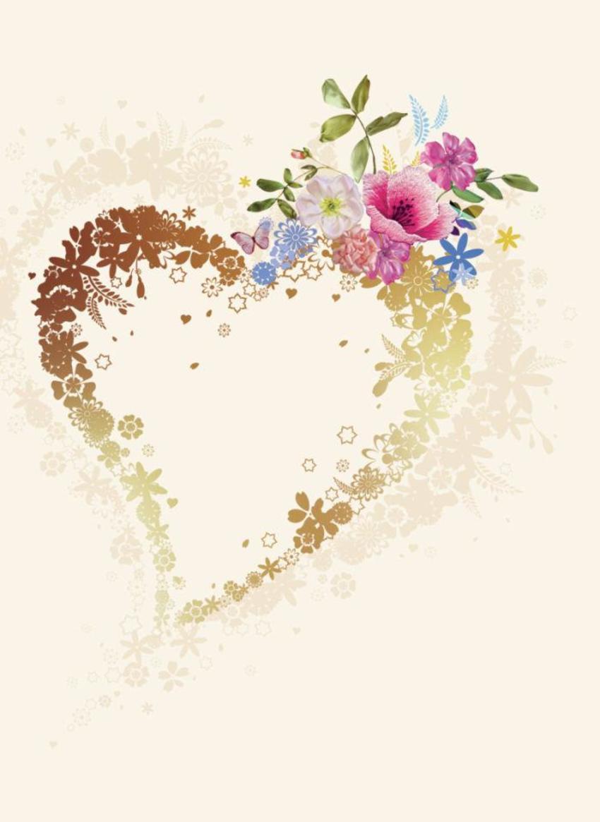 LSK Spring Garden Heart