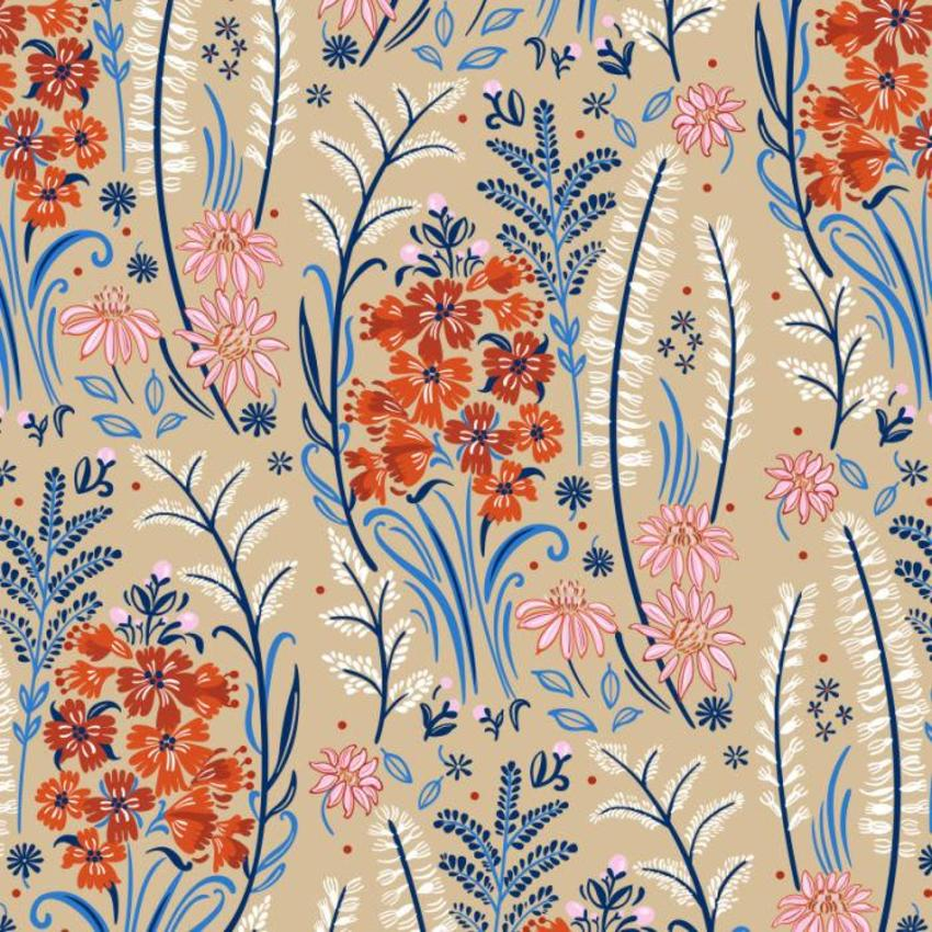 Floral Pattern 03