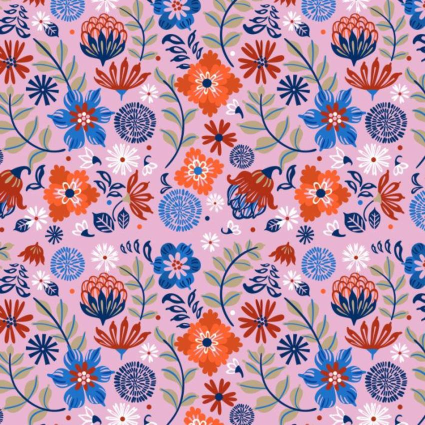 Floral Pattern 02
