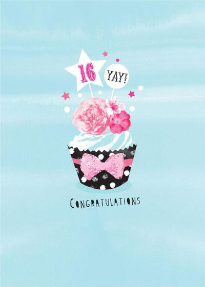 16th-birthday-milestone-age-big-number-16-female-birthday-cupcake-with-flowers