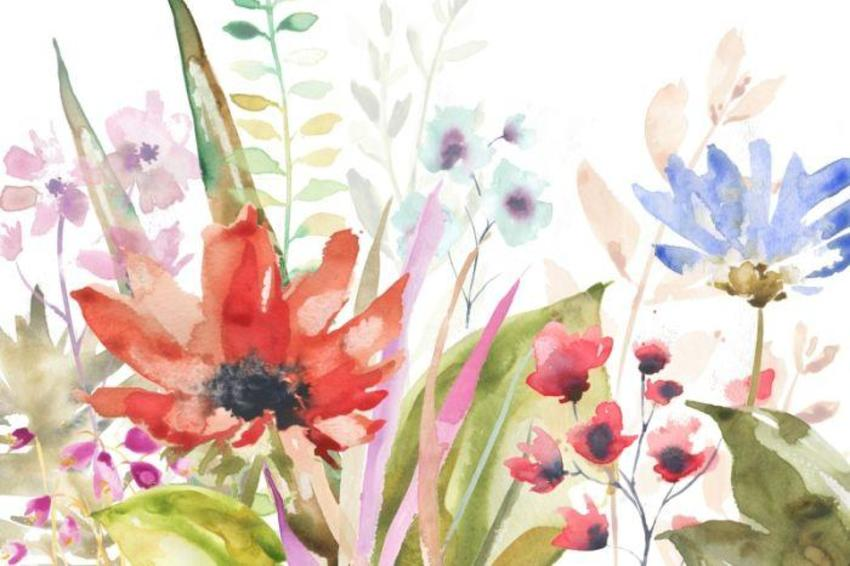 Landscape Floral 1 ErinBrown