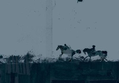 009-boy-and-girl-riding-horses-b