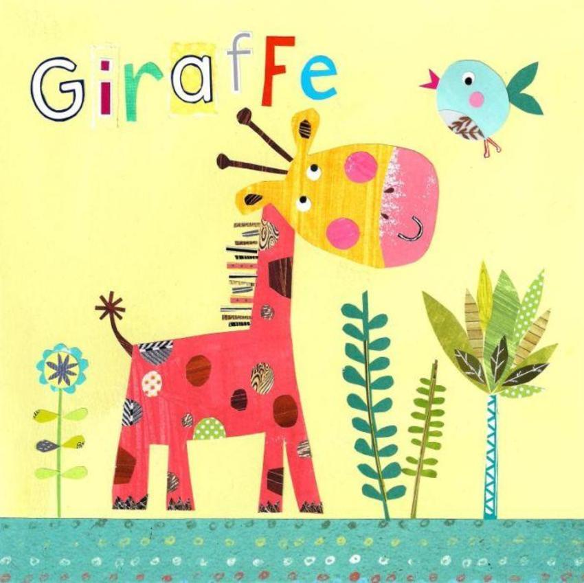 Liz And Kate - New Giraffe Art