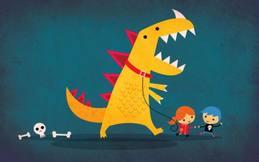 Dino Walk