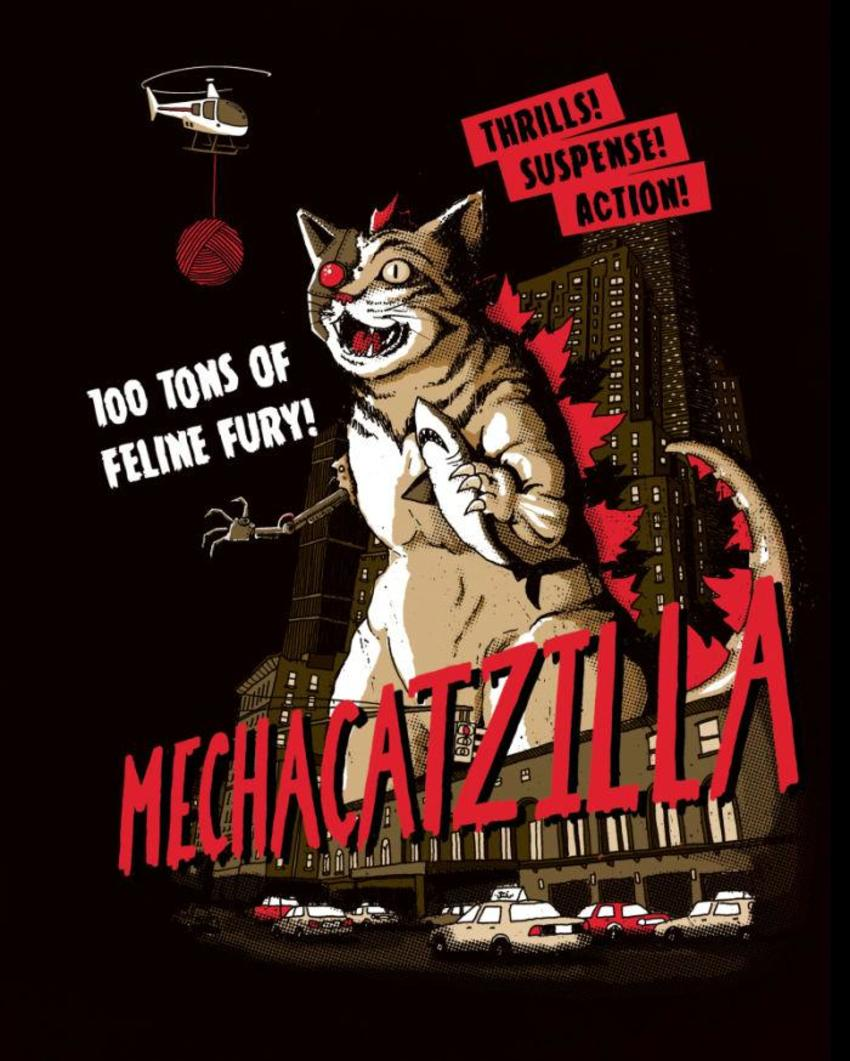 MechaCatzilla