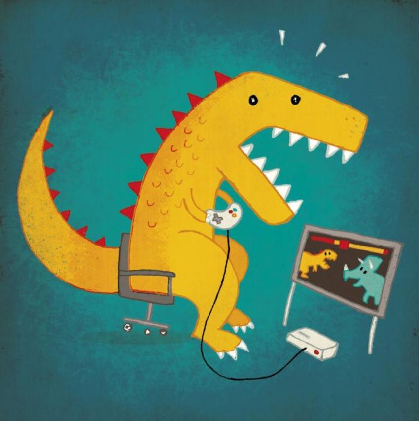Dino Gaming