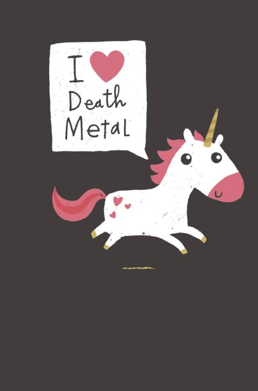 Unicorn Metal