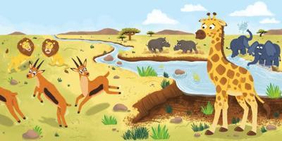 giraffe-animals