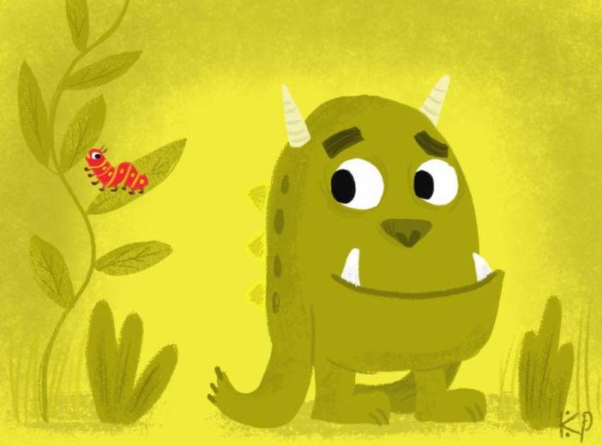 Mossy Monster