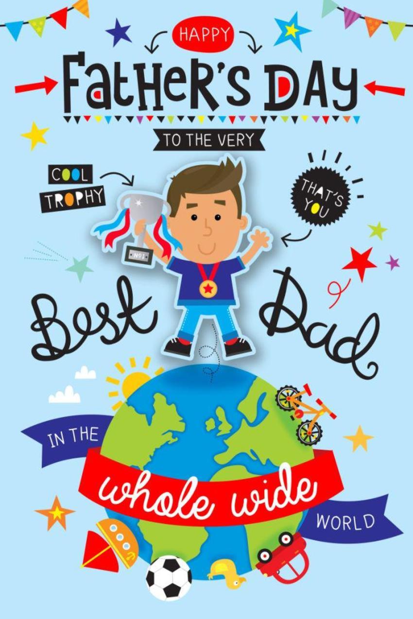 JENNIE BRADLEY-WORLDS BEST DAD