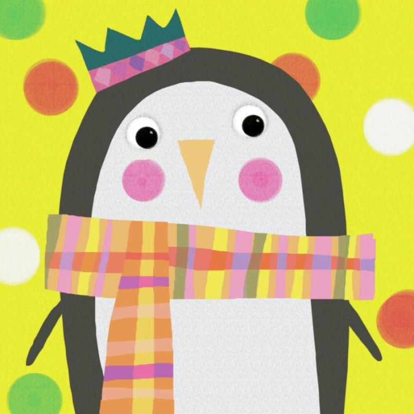 Katie_saunders_xmas Penguin Fun Copy 3