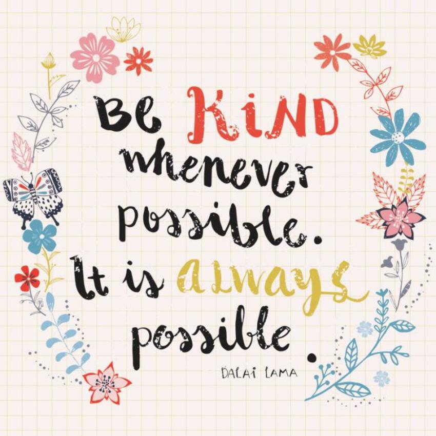 Quotes - GM_Be Kind