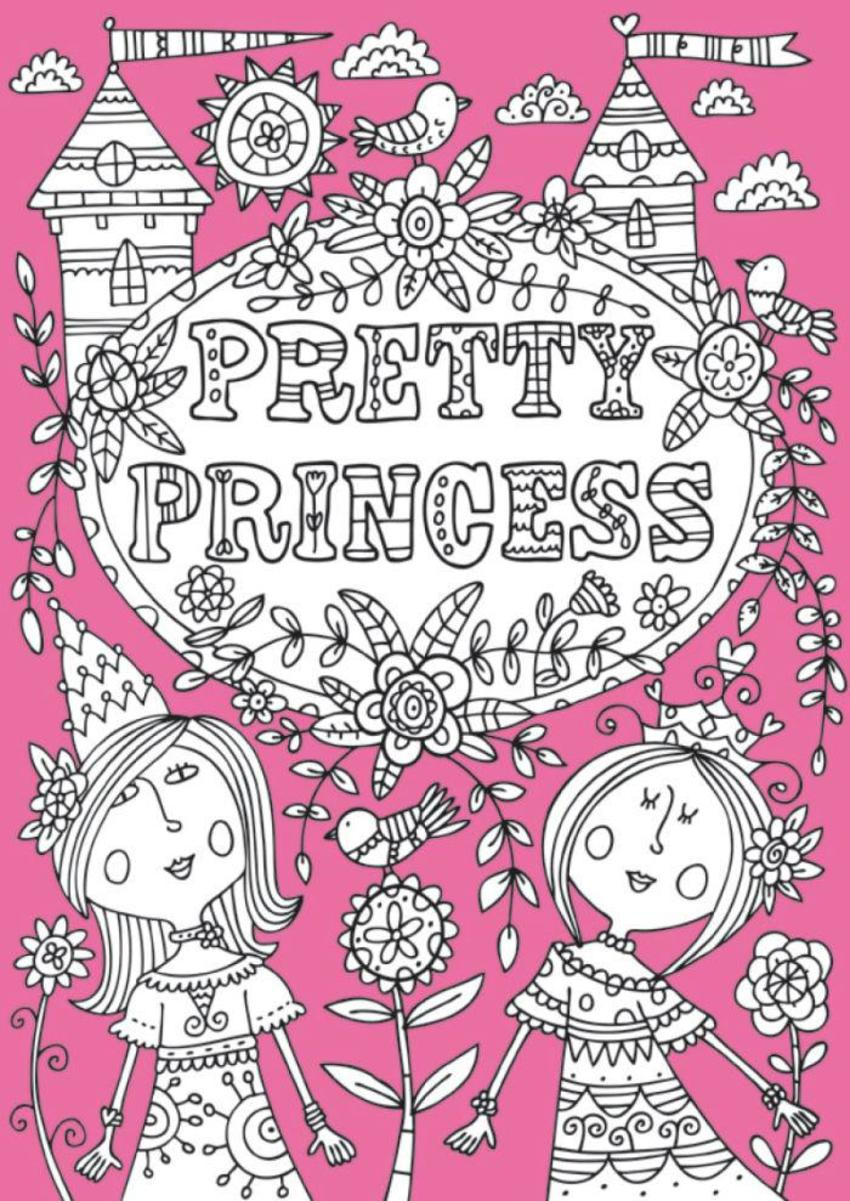 Colouring_prettyprincess