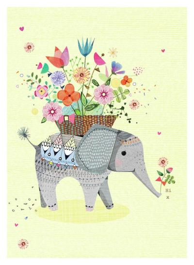 elephant-flowers