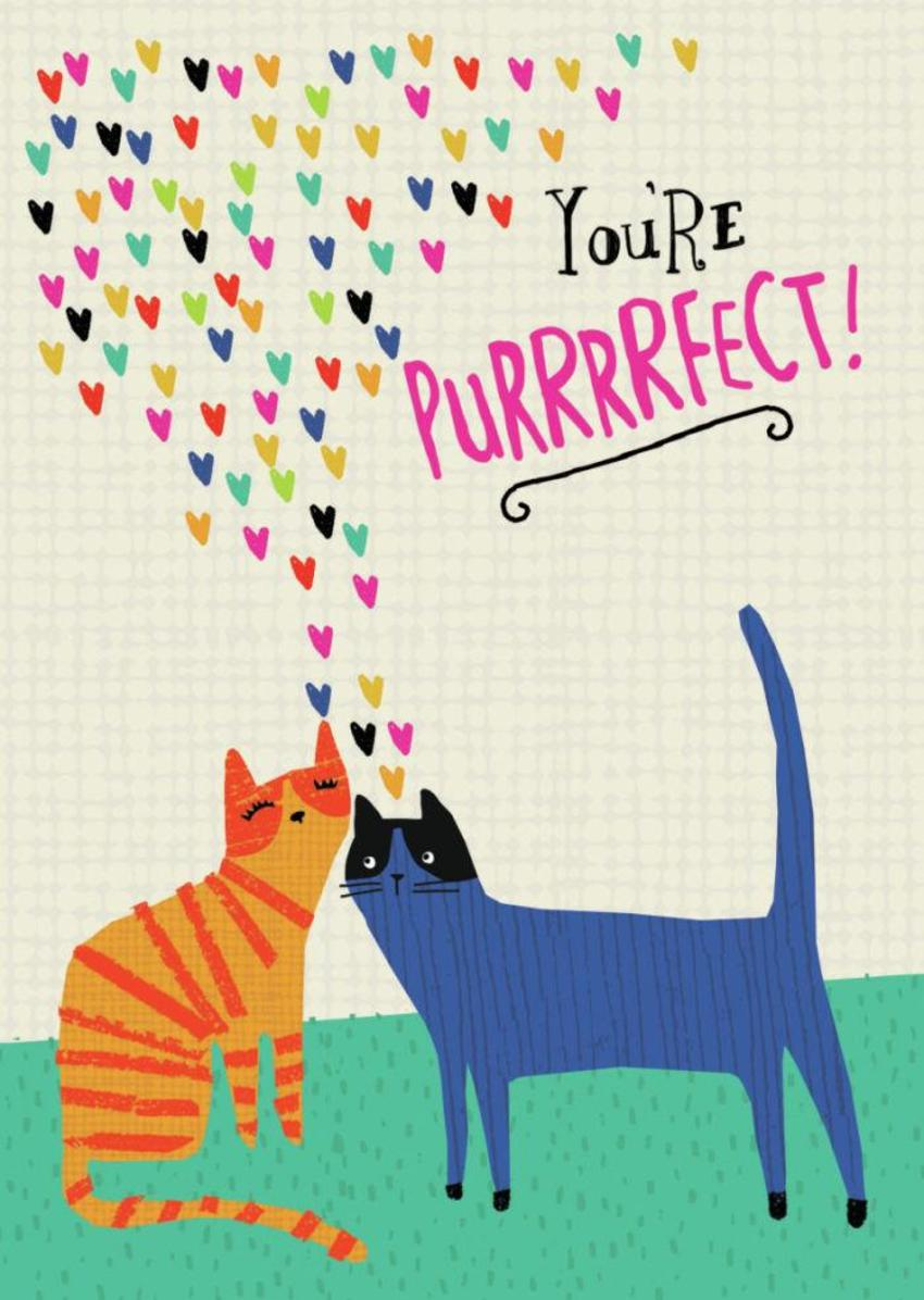 PURRRFECT CATS