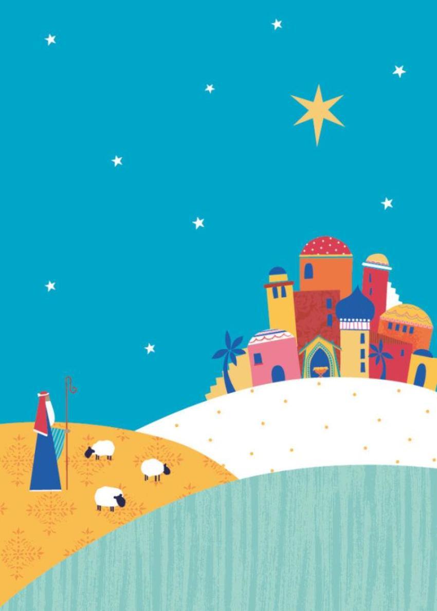 Bethlehem Colourful
