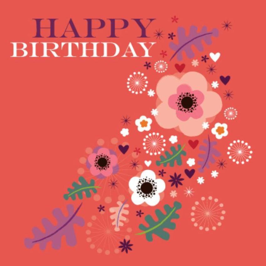 ACW-female-birthday-floral-gardens-greeting Card