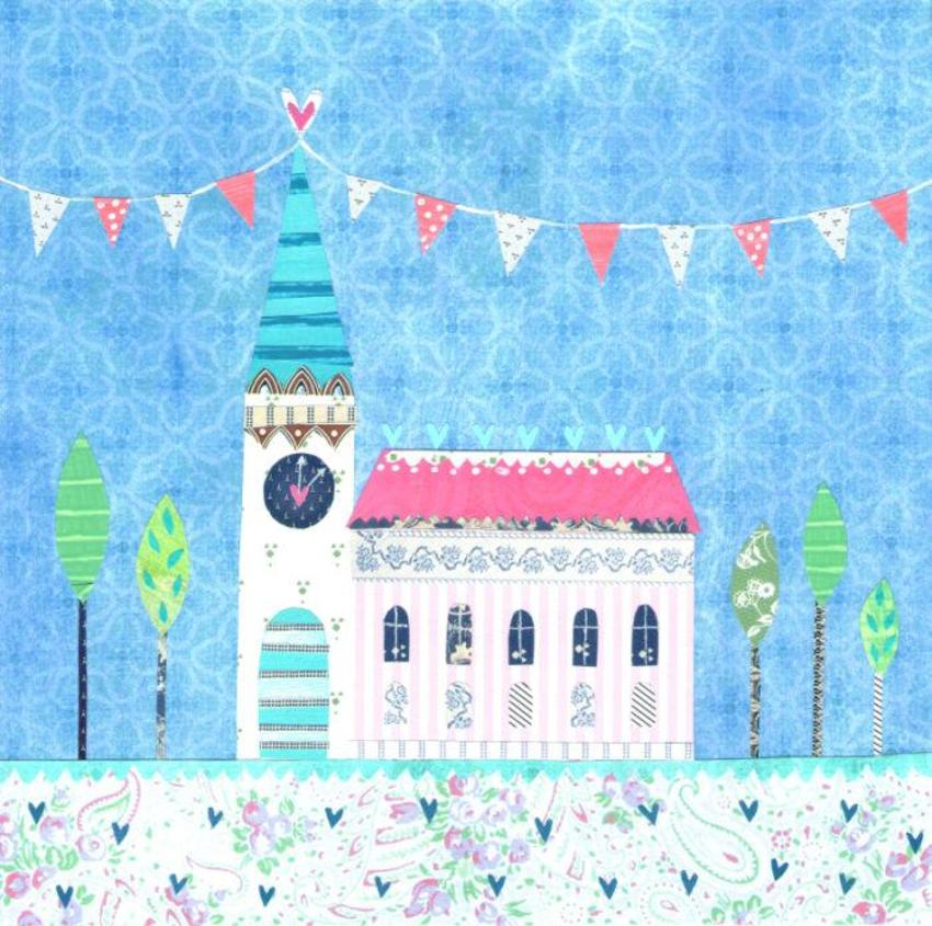 PTwins - New Wedding Church & Bunting