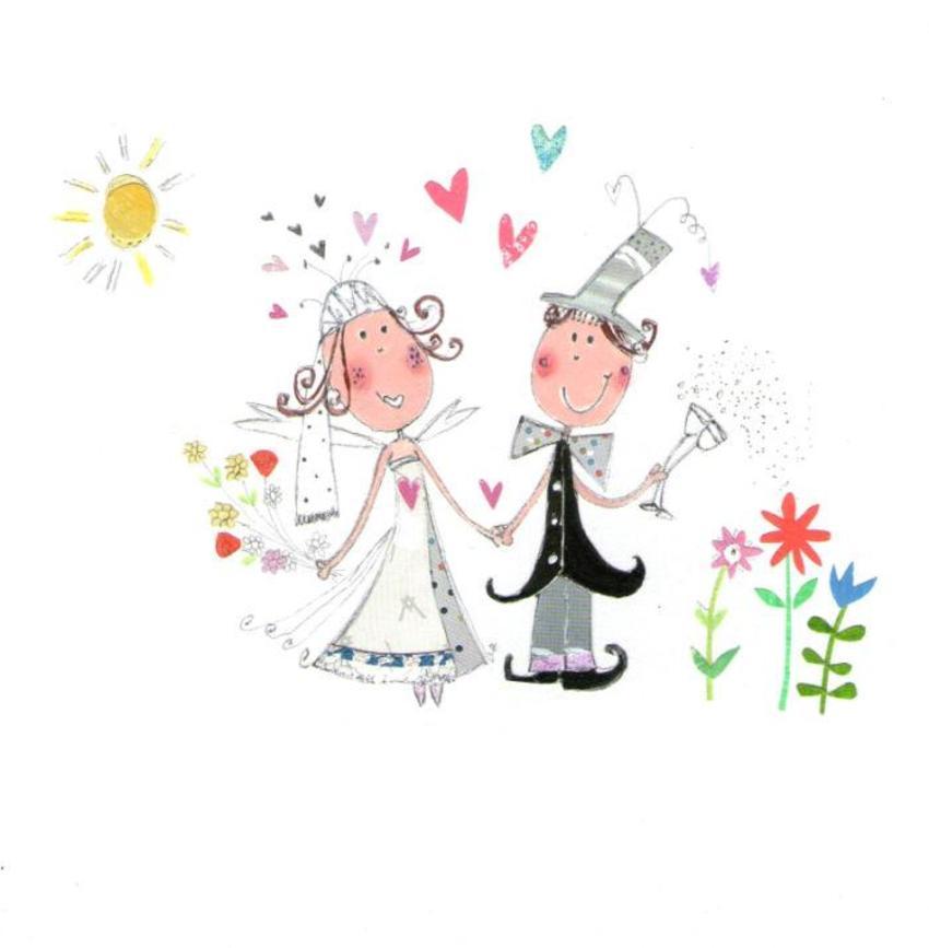 Pope Twins - New Wedding Couple - 4