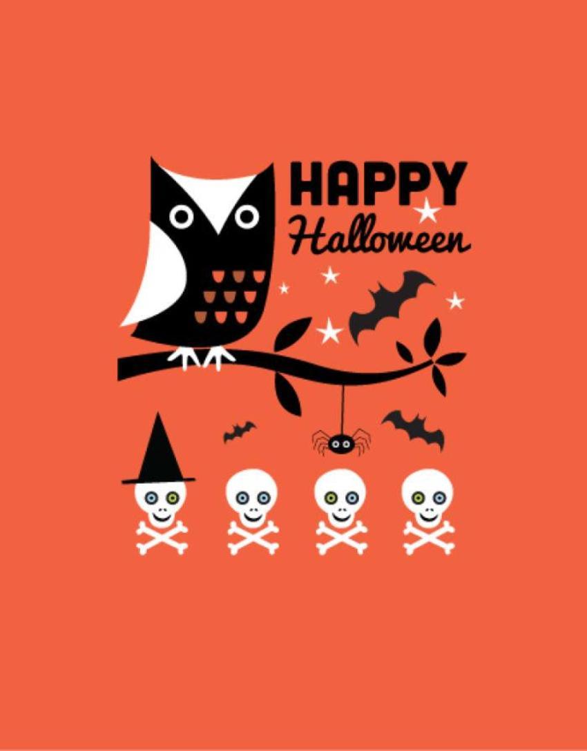 Halloween Owl Skulls Spider.jpg