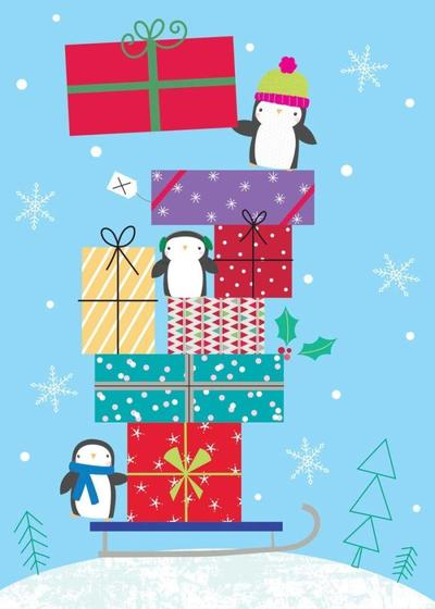 presents-and-penguins