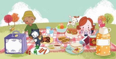 children-picnic