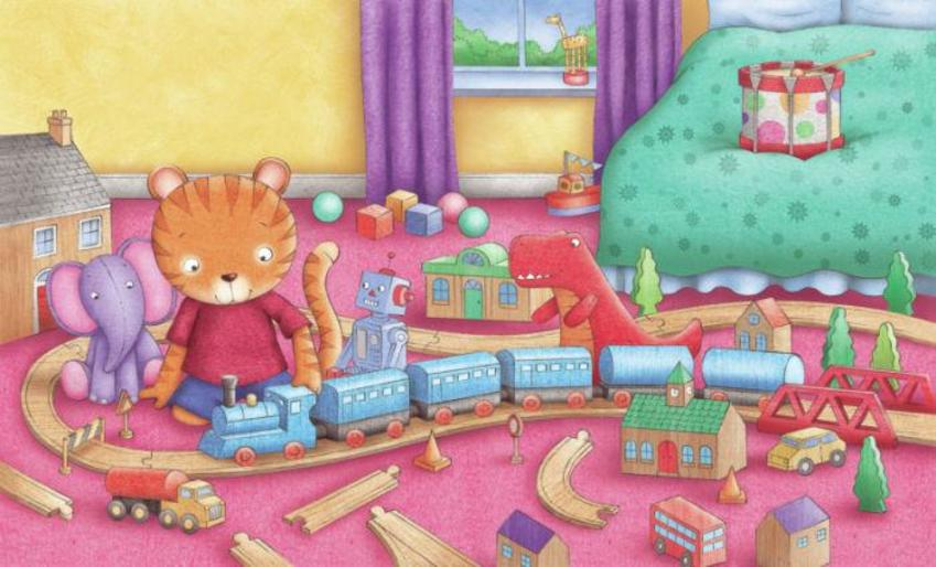 Noisy Playtime Pages 22-23