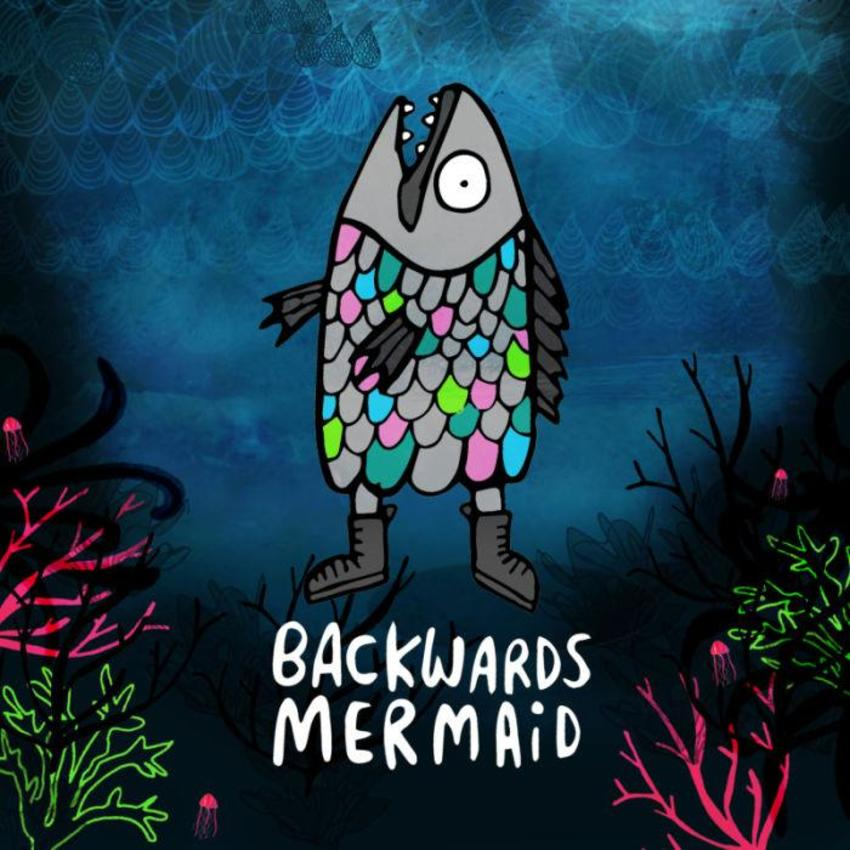 Backwards Mermaid