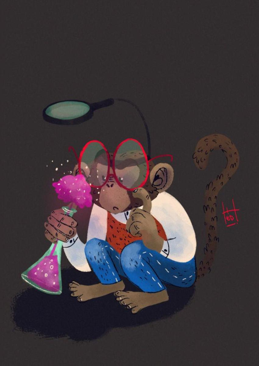 Monkey Science
