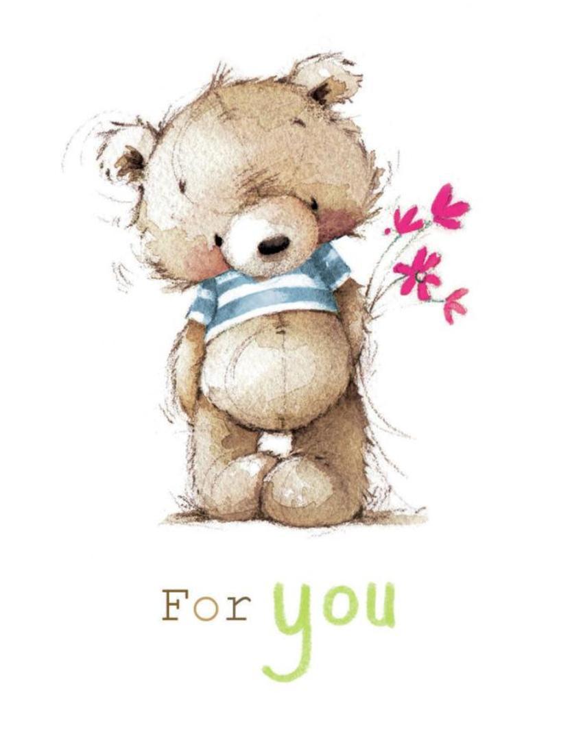 Bear_flowers_card